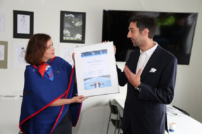 Faroe Islands Atlantic Airways Membership Certificate Ceremony.png
