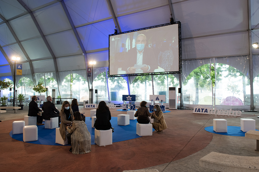 Portugal Air Summit IATA Theater
