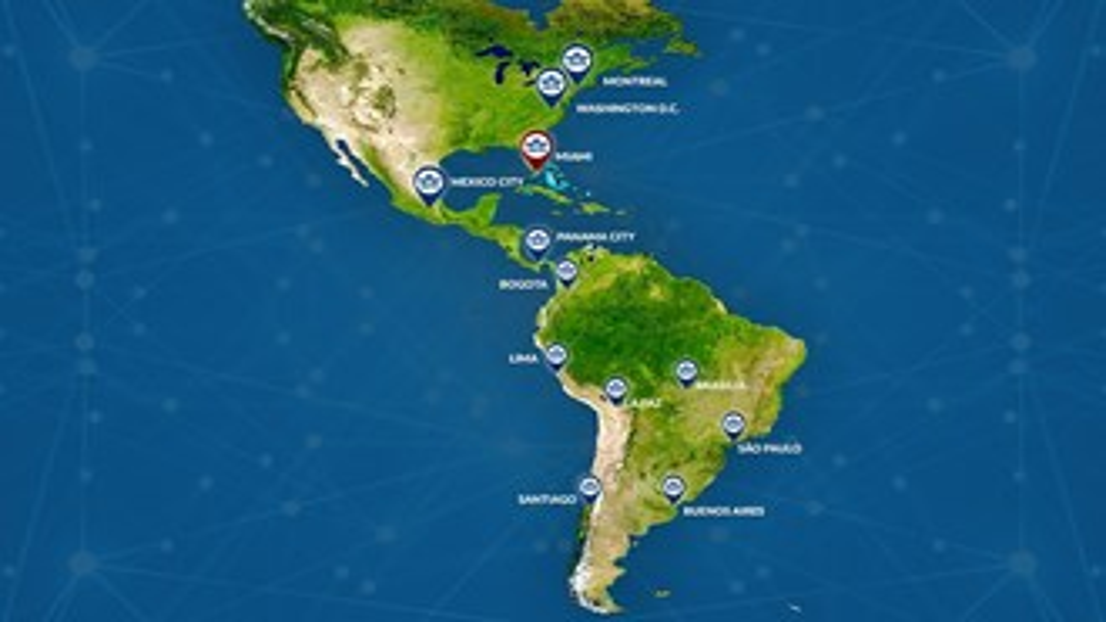 IATA - The Americas
