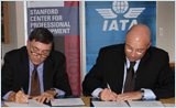 IATA-Stanford-University-Launch