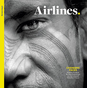Airlines International magazine